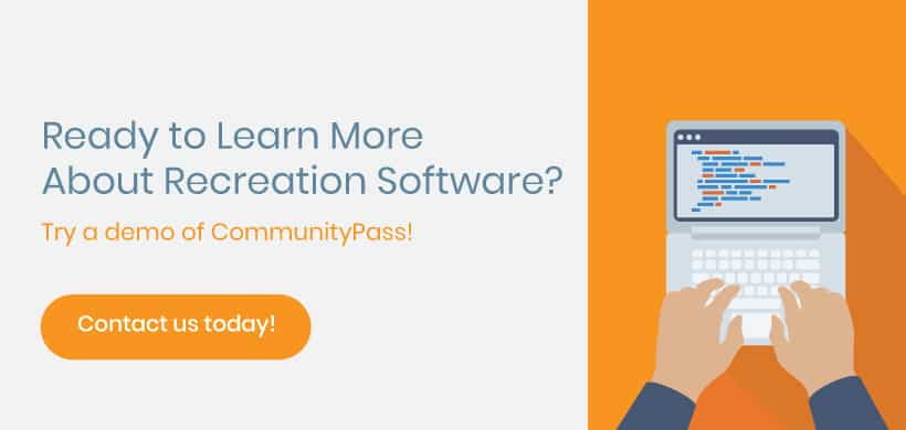 Learn more about CommunityPass and their recreation software options with a free demo.