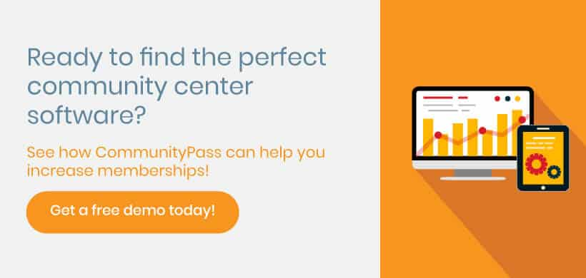 Learn more about community center software with a free demo from CommunityPass.