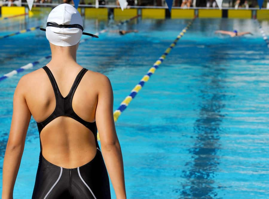An image of a swimmer to symbolize Pools and Aquatics Software for Memberships, Online Registration and Management