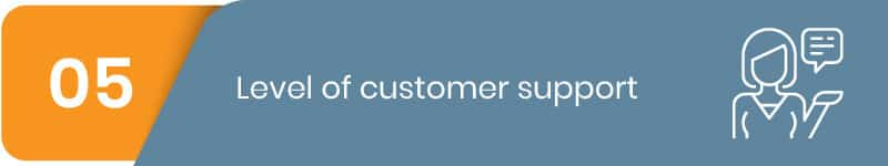 Does your parks management software solution offer reliable customer support?