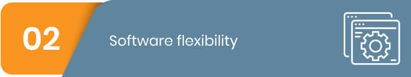 How flexible is your parks management software?