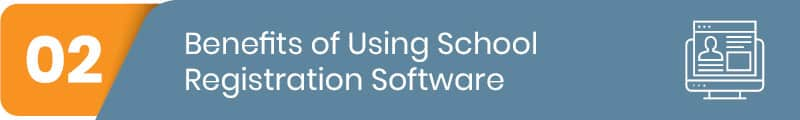 Learn how to incorporate school registration software into your school!
