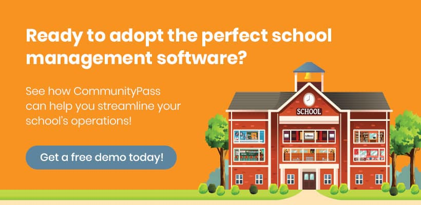Get a free demo of the perfect school software now!