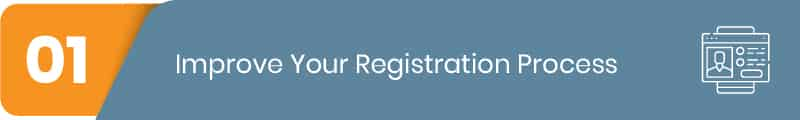 This describes how afterschool software can improve your online registration process.