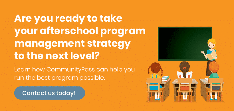 Contact CommunityPass to take your afterschool program management strategy to the next level!